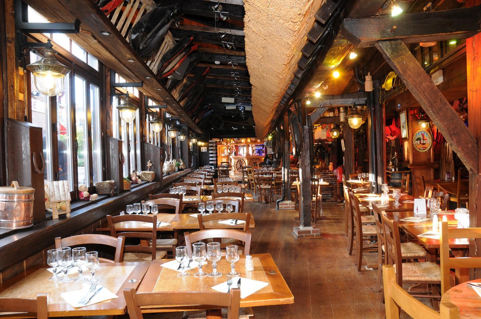 Repas de Groupes - Restaurant Etretat - Restaurant ...