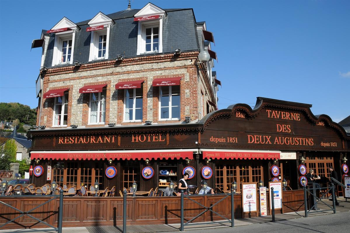 Hotel Restaurant Etretat Pas Cher