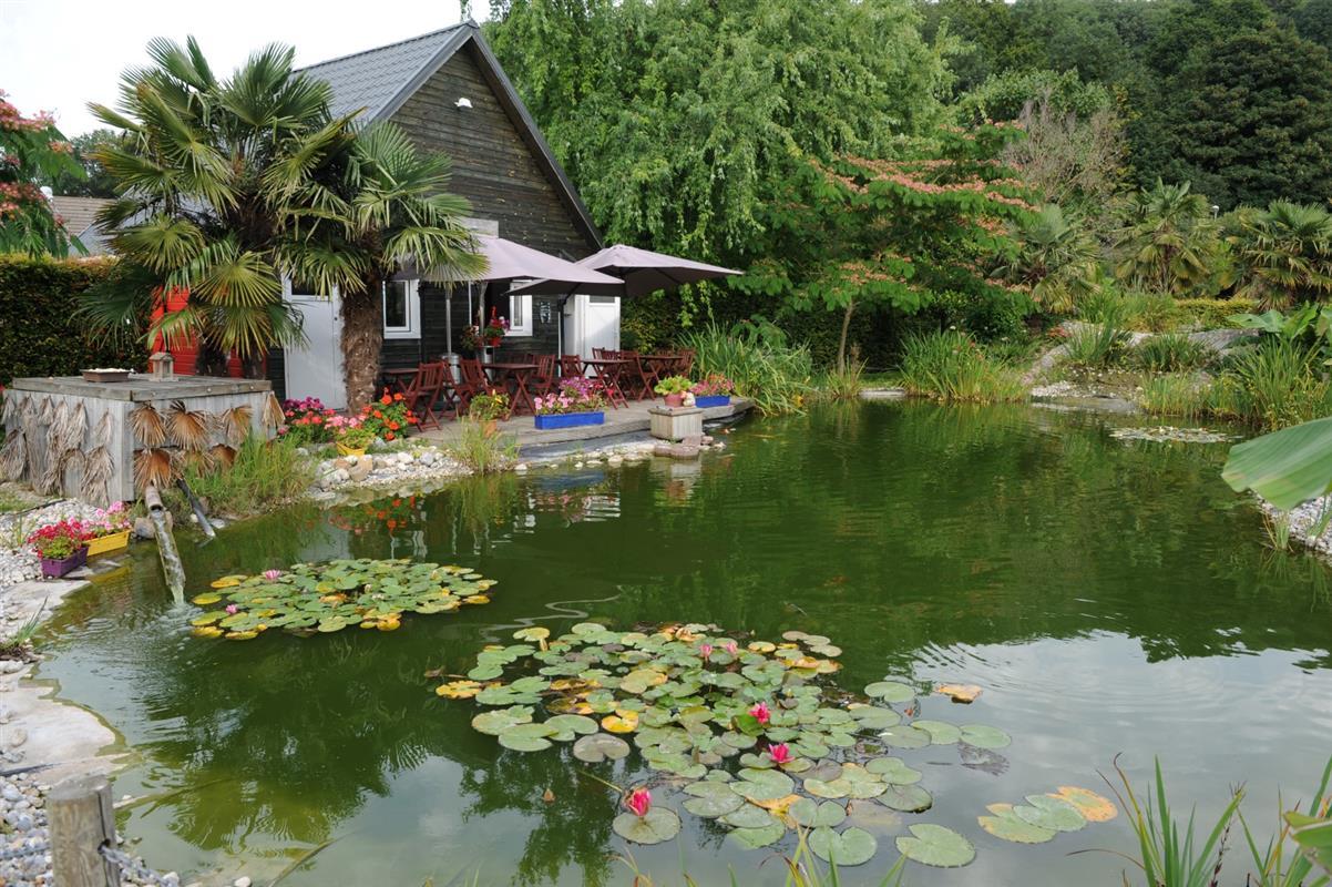 Les jardins de louanne tourisme normandie vacances for Jardin en seine 2015