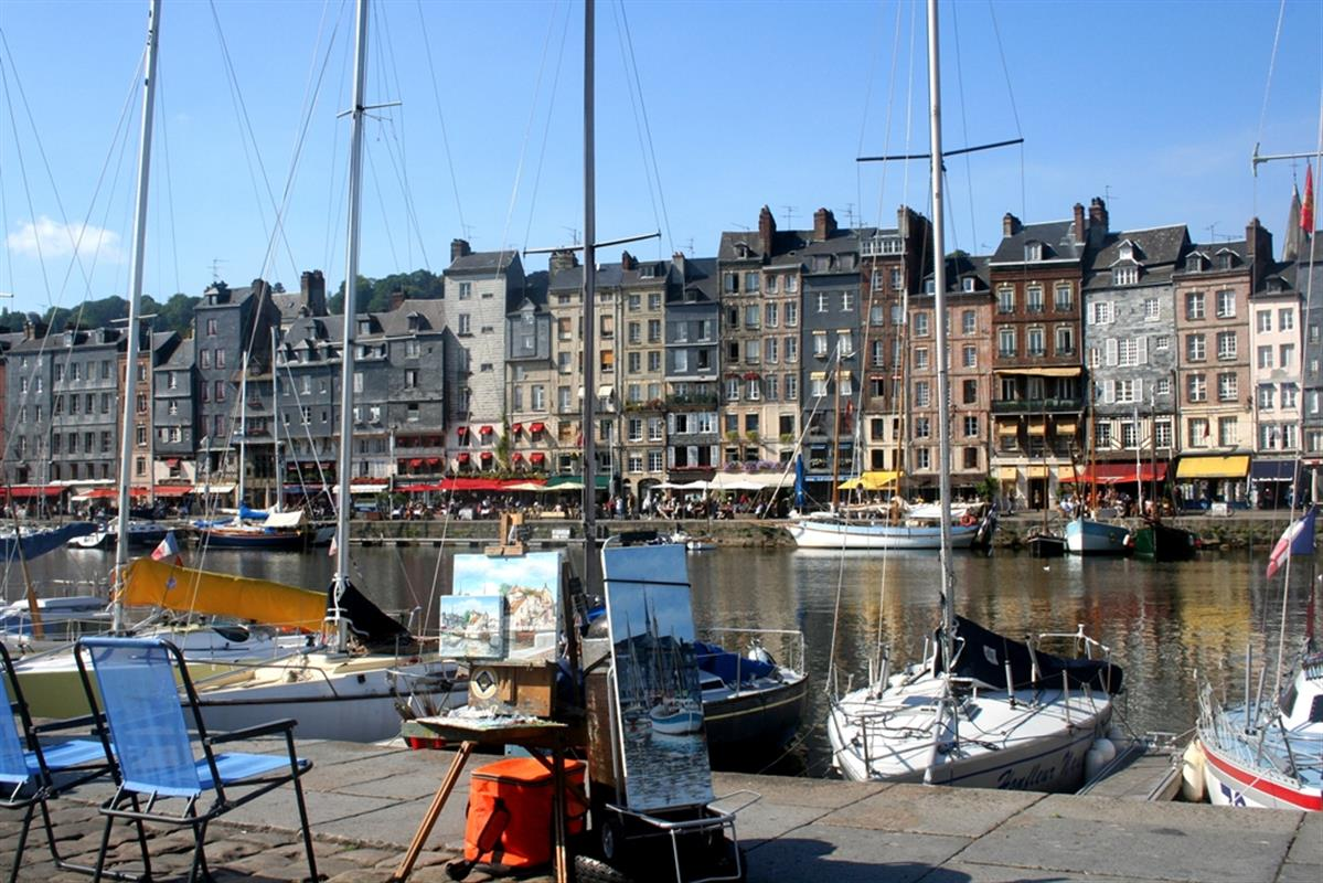 Honfleur tourisme normandie vacances seine maritime for Piscine caen